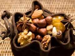 spas, walnut, мед