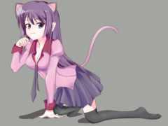 bakemonogatari, anime, zoom