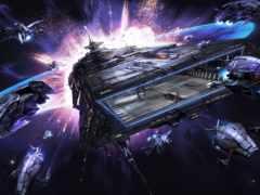 корабли, космические, звездолёт