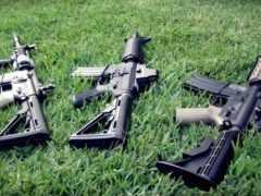 штурмовые, винтовки, автоматы