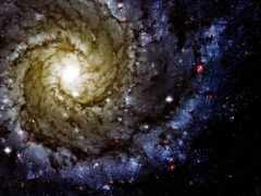 cosmos, настенные, часы