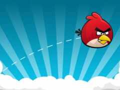 птица, angry, game