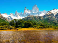 аргентина, rock, гора