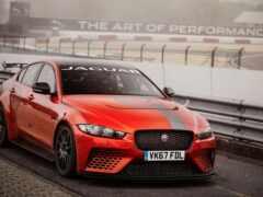 jaguar, проект, оранжевый