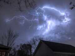lightning, thunderstorm, роберт