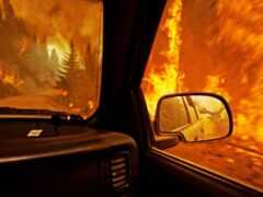 огонь, car, дракон