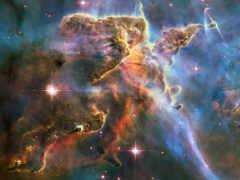 nebula, cosmic, telescope