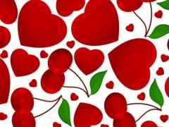 день, сердце, valentine