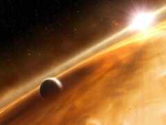 planet, universe, star