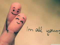 пальцы-обнимашки