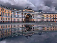 square, дворец, санкт