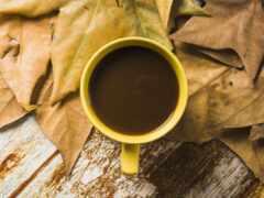 cup, coffee, mac