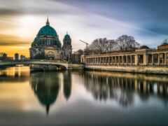 berlin, мост, museum