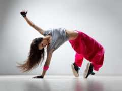 dancing, спортивные, прически