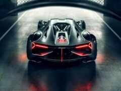car, rear, concept