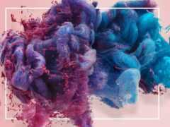 краска, color, дым
