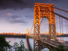 мост, нью