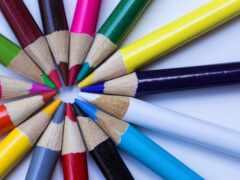 pencil, краска, живопись