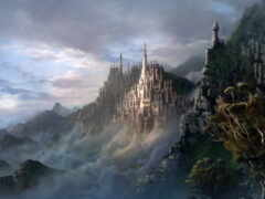 castle, горах, коллекциях