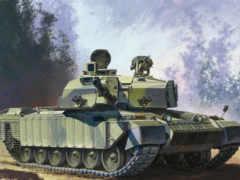 челленджер, challenger, танк