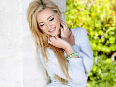 blonde, девушка, блондинки
