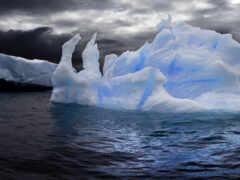 iceberg, dual, экран