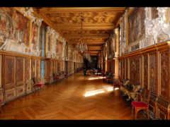 интерьер, замка, замков