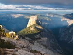 горы, горизонт, гряда