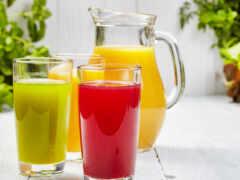 напиток, кувшин, juice