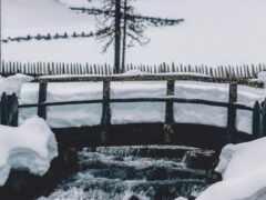 забор, split, мост