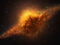 star, космос