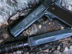 оружие, пистолет, instrument
