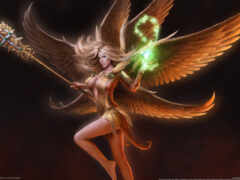 крыло, ангела, кросс