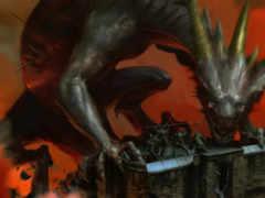 битва, дракон, earth