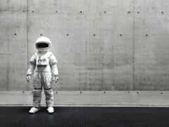 астронавт, масть
