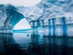 melting, антарктида, льда