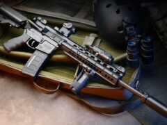 джин, оружие, винтовка
