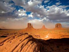 пустыня, природа, arizona