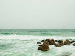 море, ocenka, небо