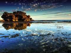 австралия, природа, море