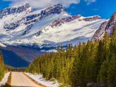 канада, national, гора