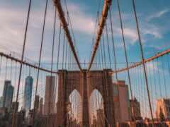 мост, нью, york