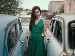 car, women, музыка