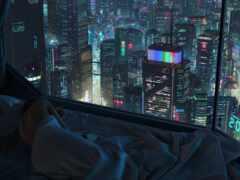 cyberpunk, skeor, tony