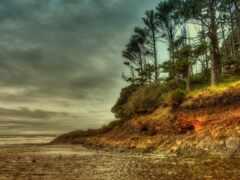 beaches, море, природа