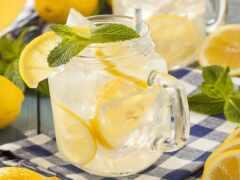 рецепт, lemonade, вкусно