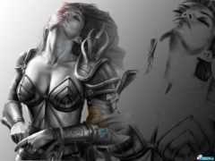арибет, lady, neverwinter