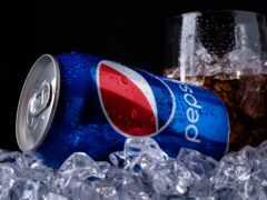 pepsi, cola, напиток