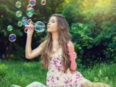 bubble, фото, вектор