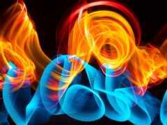 яркость, abstract, свет